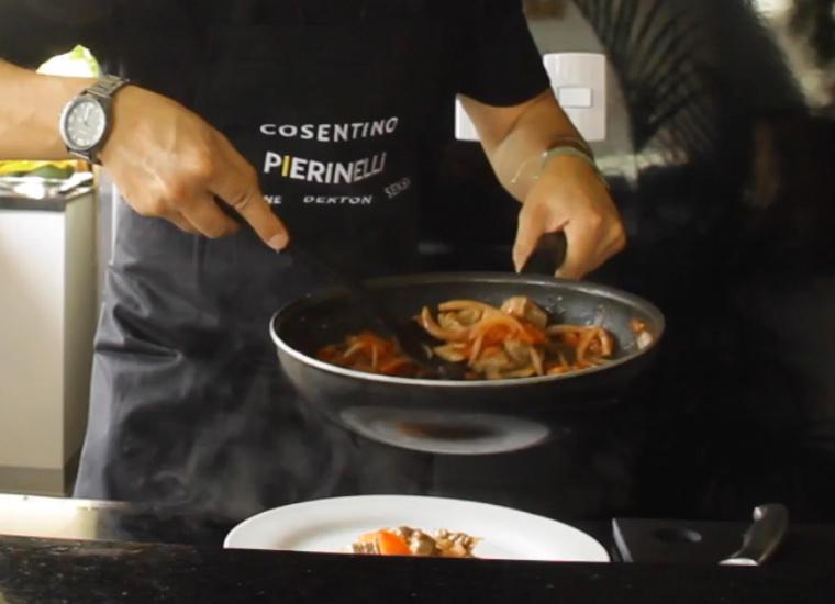 Estreno Cocina con los Expertos – Lomo Saltado