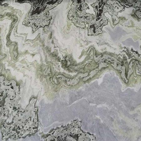 Pietra Ónix Verde Nuvole