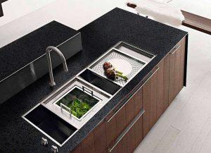Opciones de mesas de granito para cocineros expertos